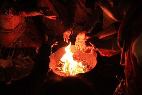 ヤッギャ(炎の儀式 )