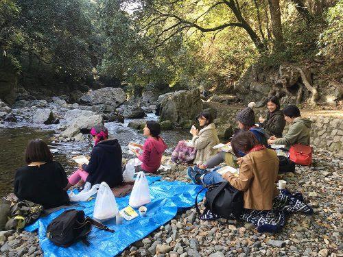 第2回瞑想ピクニック