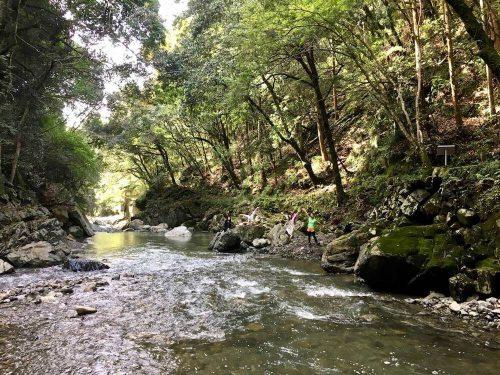 瞑想ピクニックin摂津峡